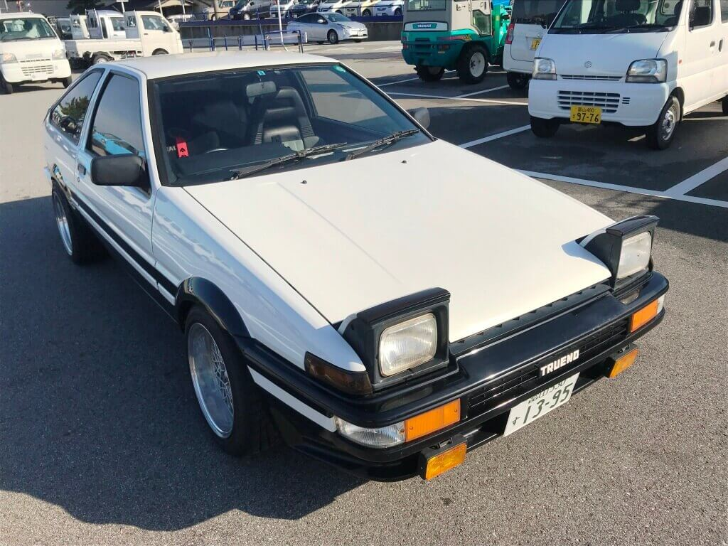 1986 Sprinter Trueno Ae86 0162738 Japanese Used Cars For Sale Mitsui Co Ltd
